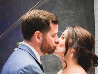 The wedding of Rachel and Tom 1