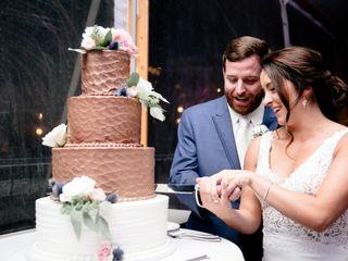 The wedding of Rachel and Tom 2