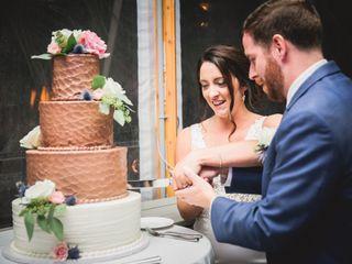 The wedding of Rachel and Tom 3