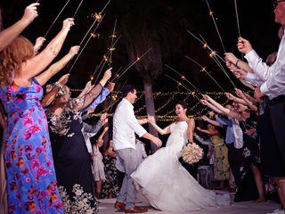 The wedding of Marinela and Michael 1