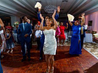 The wedding of Errol and Gilma 1