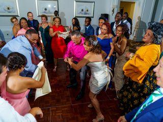 The wedding of Errol and Gilma 2