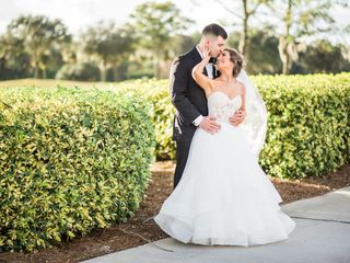 The wedding of Jesse and Matt