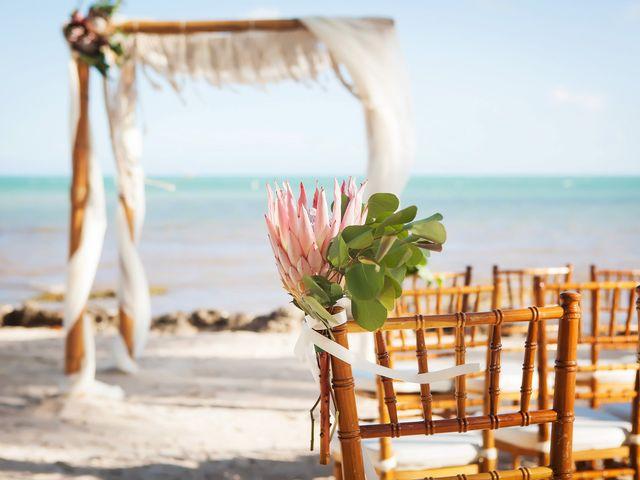 Gabriela and James's Wedding in Key West, Florida 15