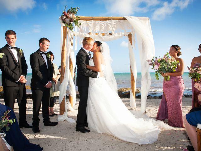 Gabriela and James's Wedding in Key West, Florida 19