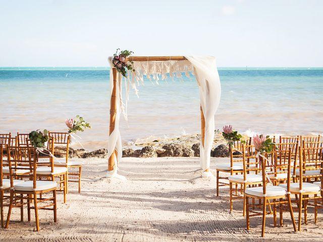 Gabriela and James's Wedding in Key West, Florida 14