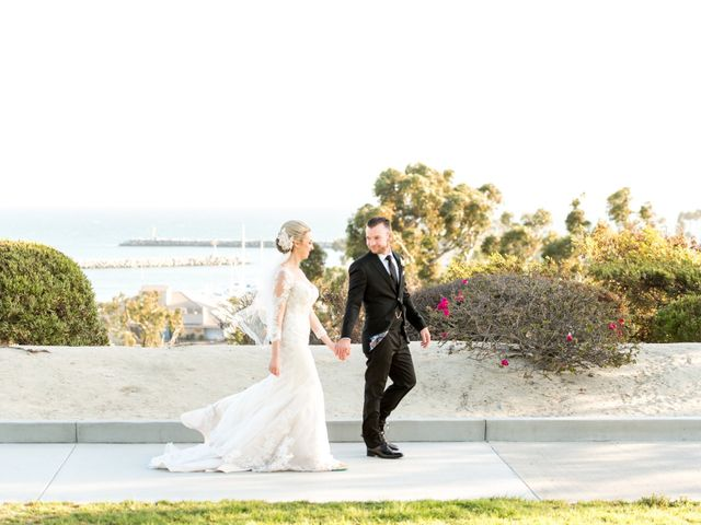 The wedding of Jennifer and Derek