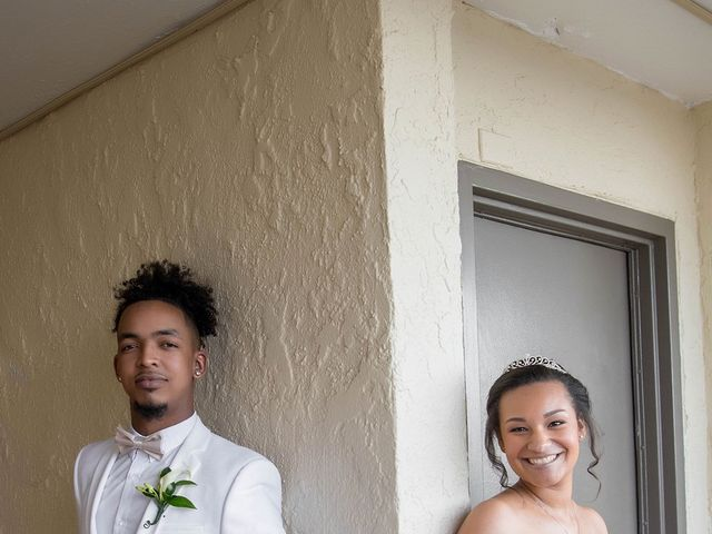 Marqueece and Mikayla's Wedding in Folly Beach, South Carolina 5