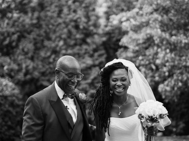 Lemarr and Stephanie's Wedding in Glen Ellyn, Illinois 1