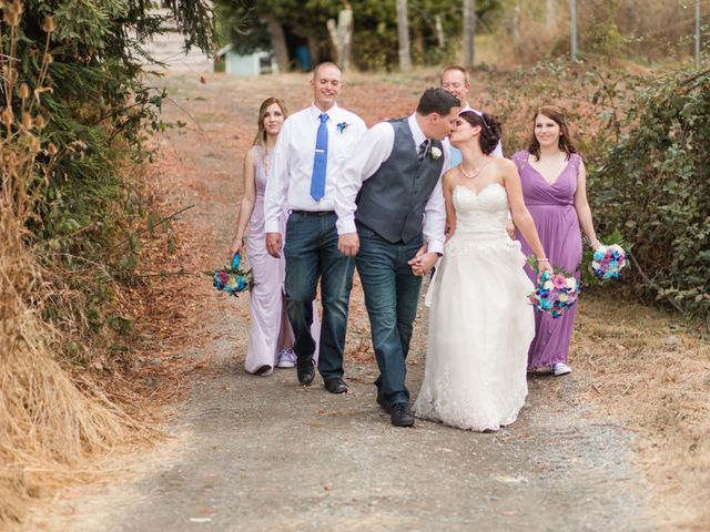 Kyle and Abby's Wedding in Blue Lake, California 1