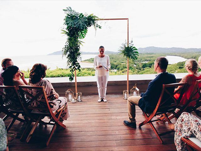 Matt and Karolyn's Wedding in Tamarindo, Costa Rica 25