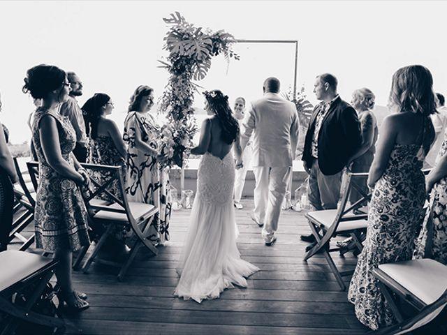 Matt and Karolyn's Wedding in Tamarindo, Costa Rica 26