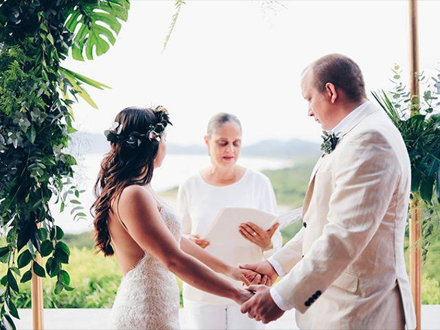 Matt and Karolyn's Wedding in Tamarindo, Costa Rica 27