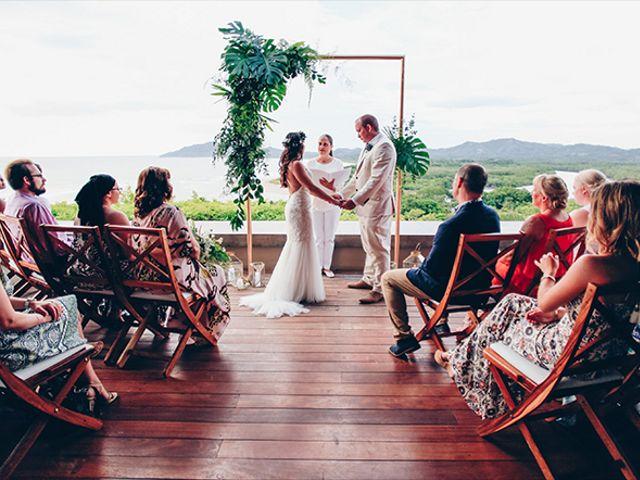 Matt and Karolyn's Wedding in Tamarindo, Costa Rica 30