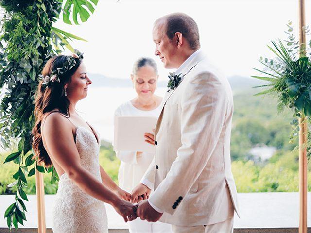 Matt and Karolyn's Wedding in Tamarindo, Costa Rica 1