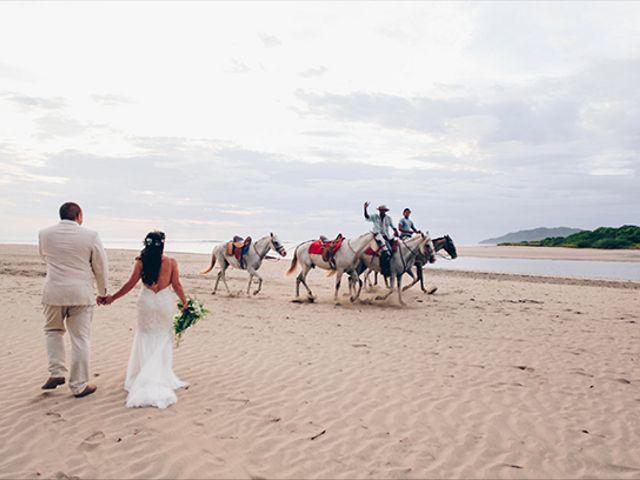 Matt and Karolyn's Wedding in Tamarindo, Costa Rica 42