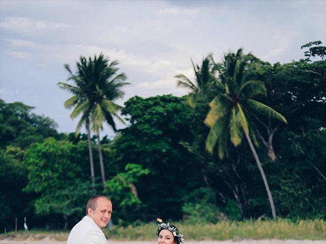 Matt and Karolyn's Wedding in Tamarindo, Costa Rica 49