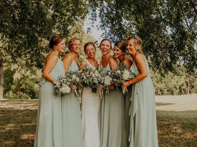 Reese and Hannah's Wedding in Blythewood, South Carolina 9