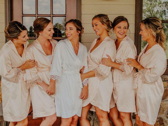 Reese and Hannah's Wedding in Blythewood, South Carolina 11