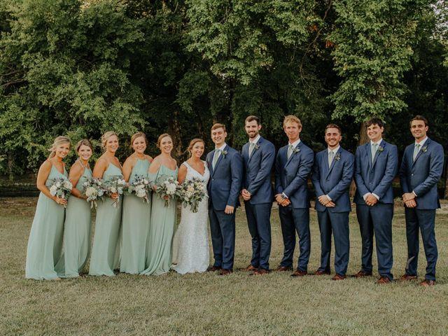 Reese and Hannah's Wedding in Blythewood, South Carolina 15