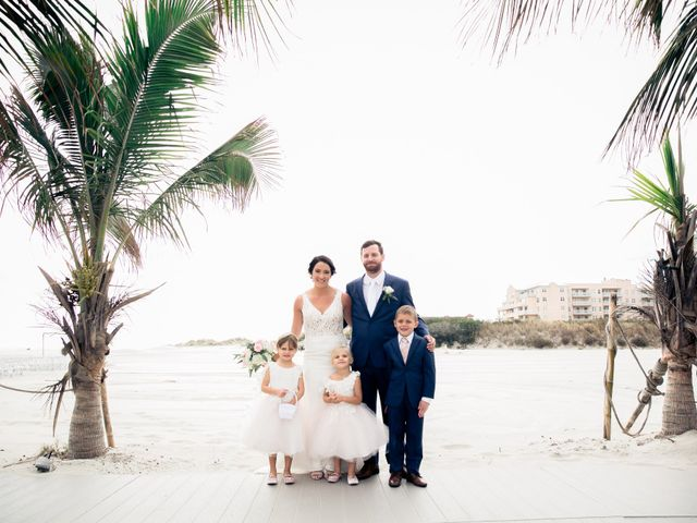 Tom and Rachel's Wedding in Wildwood, New Jersey 34