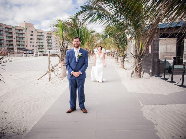 Tom and Rachel's Wedding in Wildwood, New Jersey 42