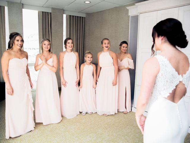 Tom and Rachel's Wedding in Wildwood, New Jersey 43