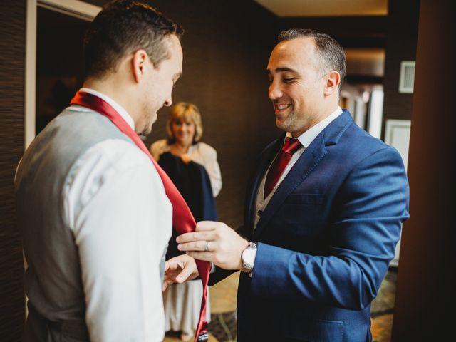 Christopher and Christiane's Wedding in Philadelphia, Pennsylvania 12