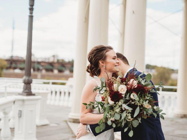 Christopher and Christiane's Wedding in Philadelphia, Pennsylvania 47