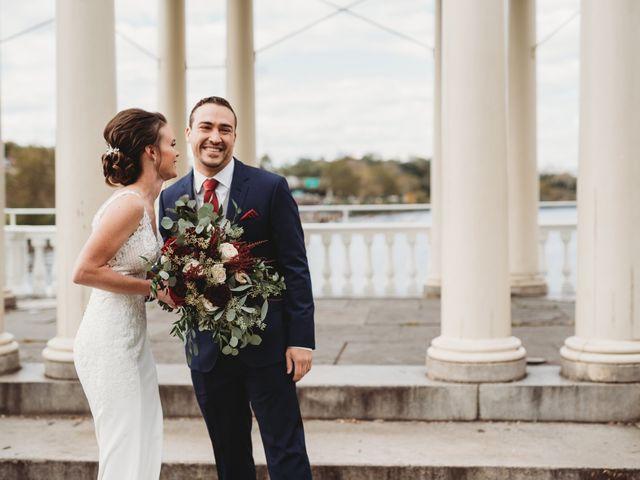 Christopher and Christiane's Wedding in Philadelphia, Pennsylvania 52