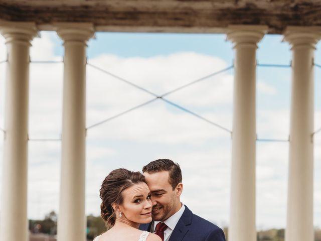 Christopher and Christiane's Wedding in Philadelphia, Pennsylvania 55