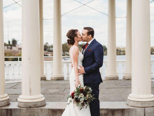 Christopher and Christiane's Wedding in Philadelphia, Pennsylvania 58
