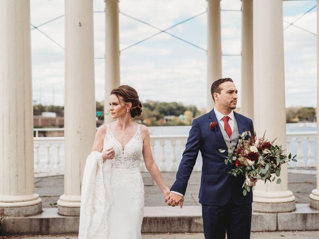 Christopher and Christiane's Wedding in Philadelphia, Pennsylvania 59