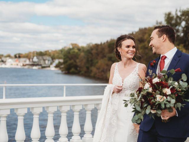 Christopher and Christiane's Wedding in Philadelphia, Pennsylvania 63