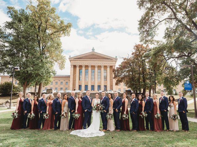Christopher and Christiane's Wedding in Philadelphia, Pennsylvania 64