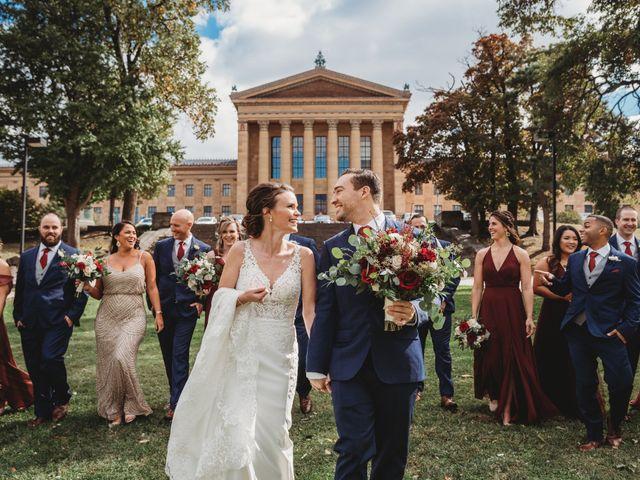 Christopher and Christiane's Wedding in Philadelphia, Pennsylvania 65