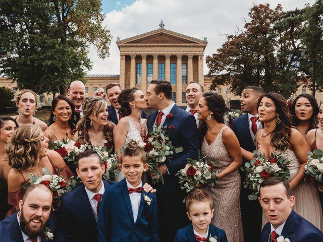 Christopher and Christiane's Wedding in Philadelphia, Pennsylvania 66