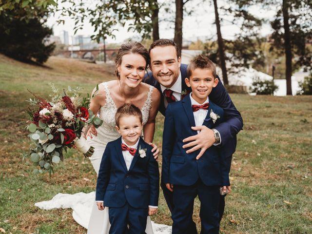 Christopher and Christiane's Wedding in Philadelphia, Pennsylvania 73