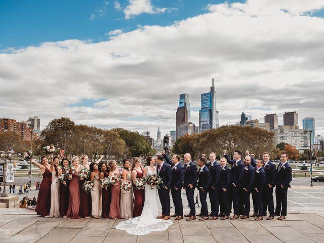 Christopher and Christiane's Wedding in Philadelphia, Pennsylvania 74