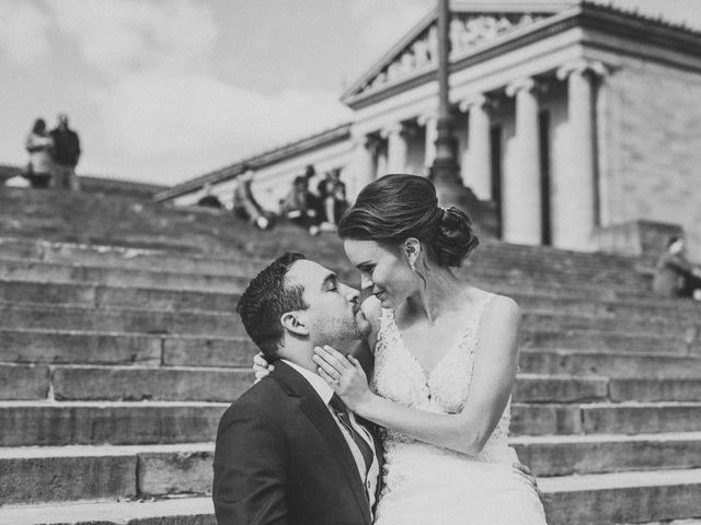 Christopher and Christiane's Wedding in Philadelphia, Pennsylvania 77