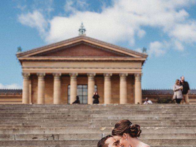 Christopher and Christiane's Wedding in Philadelphia, Pennsylvania 78