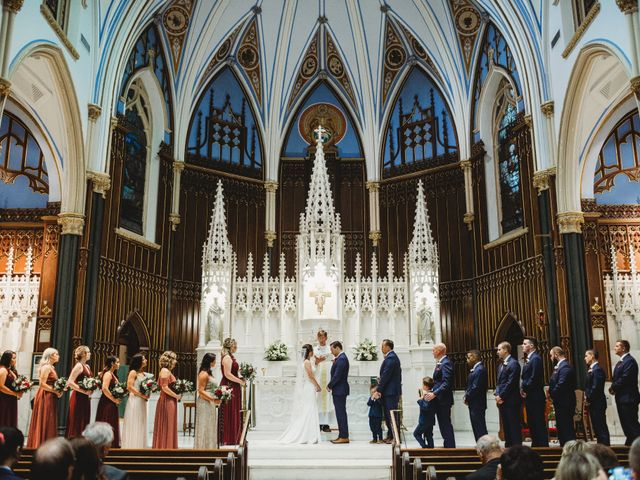 Christopher and Christiane's Wedding in Philadelphia, Pennsylvania 89