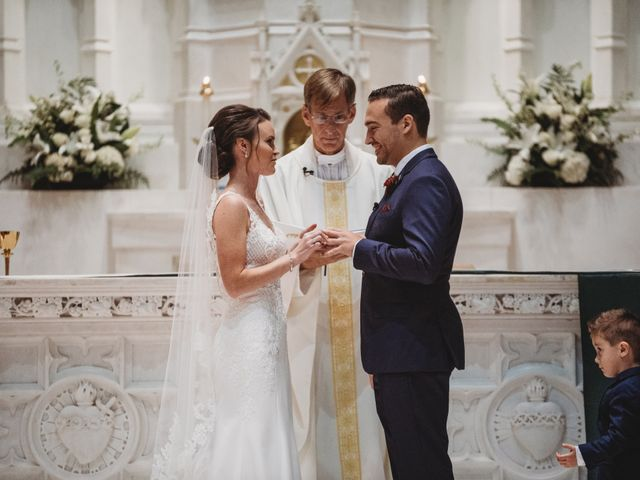Christopher and Christiane's Wedding in Philadelphia, Pennsylvania 92