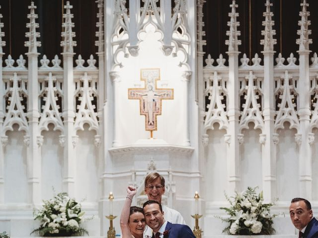 Christopher and Christiane's Wedding in Philadelphia, Pennsylvania 94