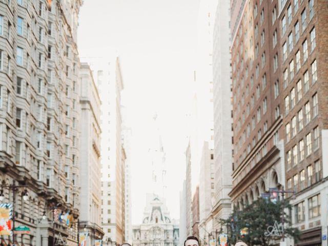 Christopher and Christiane's Wedding in Philadelphia, Pennsylvania 100