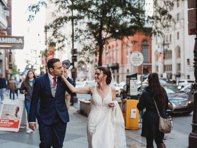 Christopher and Christiane's Wedding in Philadelphia, Pennsylvania 106