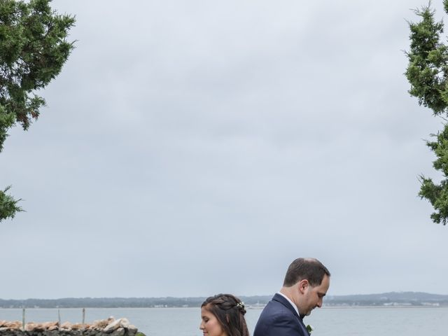 Kristopher and Margarita's Wedding in New Haven, Connecticut 4