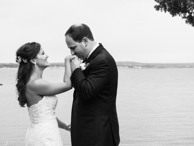 Kristopher and Margarita's Wedding in New Haven, Connecticut 5
