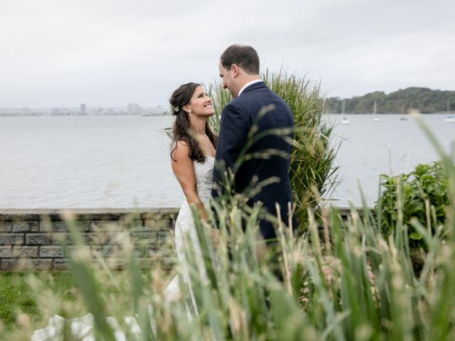 Kristopher and Margarita's Wedding in New Haven, Connecticut 7