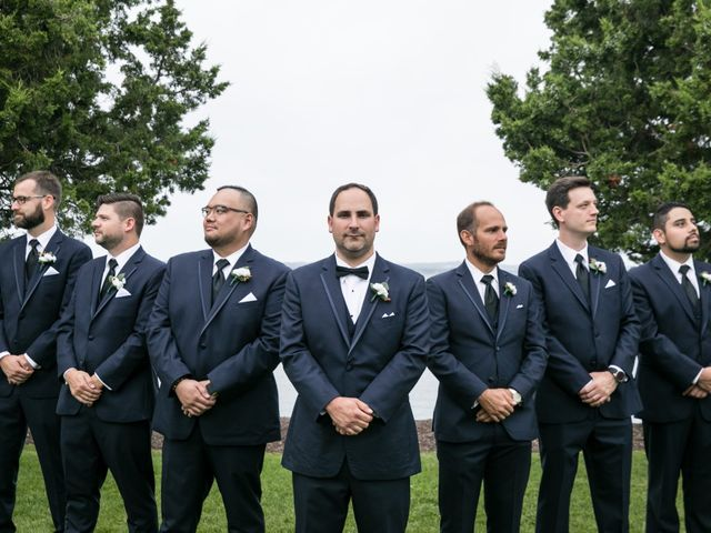 Kristopher and Margarita's Wedding in New Haven, Connecticut 15